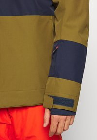 Quiksilver - SYCAMORE - Snowboard jacket - military olive - 5