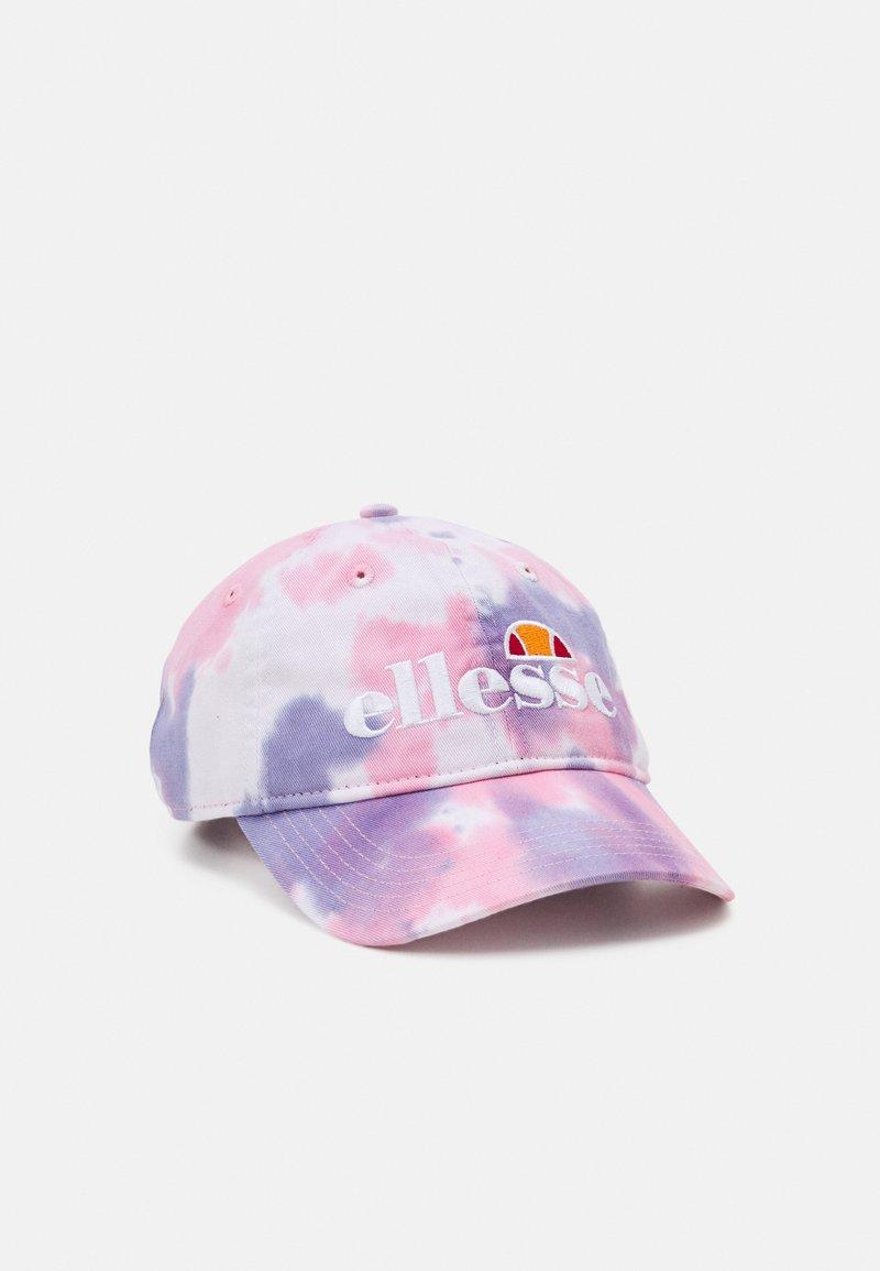 Ellesse - BARUSI TIE DYE UNISEX - Cap - pink