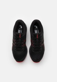 ASICS - GEL CONTEND 6 - Neutral running shoes - black/classic red - 3