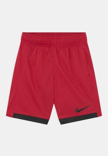 TROPHY UNISEX - Shorts - gym red/black