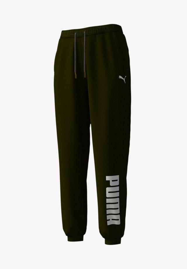 KVINDE - Pantaloni sportivi - puma black