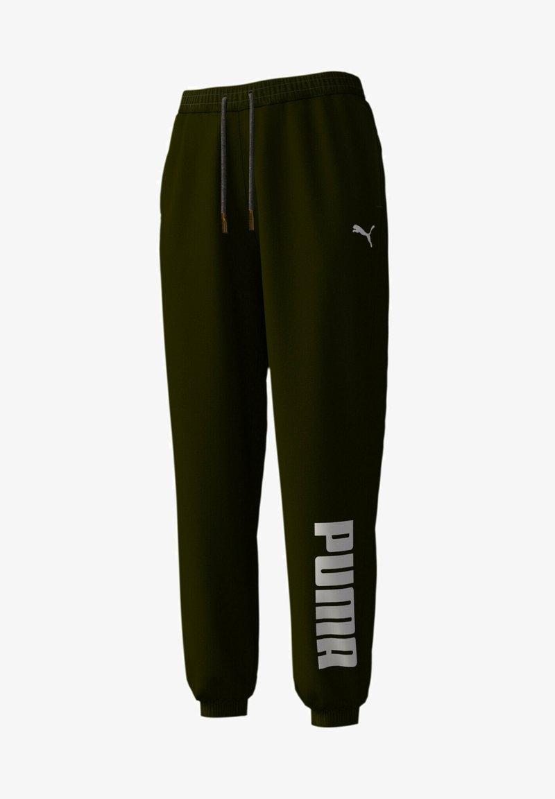 Puma - KVINDE - Pantaloni sportivi - puma black
