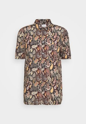 THOR PAISLEY  - Shirt - navy