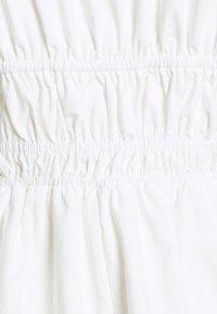 Proenza Schouler White Label - FULL SLEEVE DRESS - Vapaa-ajan mekko - white - 2