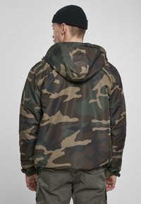 Brandit - Summer jacket - woodland - 1