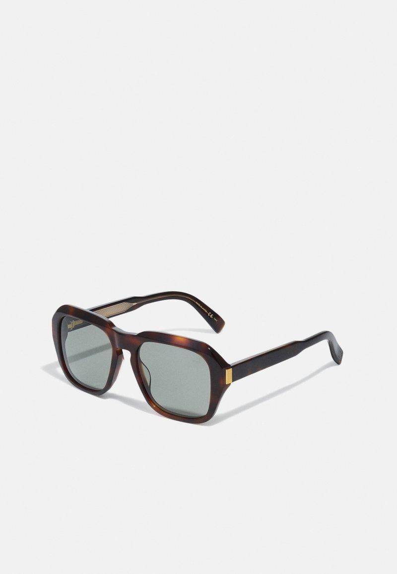 Dunhill - UNISEX - Sunglasses - havana/grey