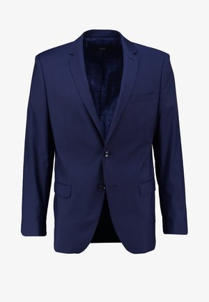 SLIM FIT - Colbert - blau