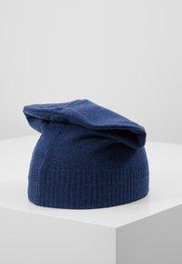 BOSS - BEANIE BASIC - Bonnet - open blue - 2