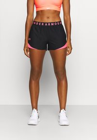Under Armour - PLAY UP SHORTS 3.0 - Sports shorts - black - 0