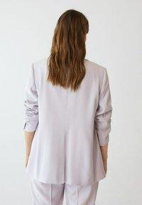 Violeta by Mango - Short coat - lila - 2