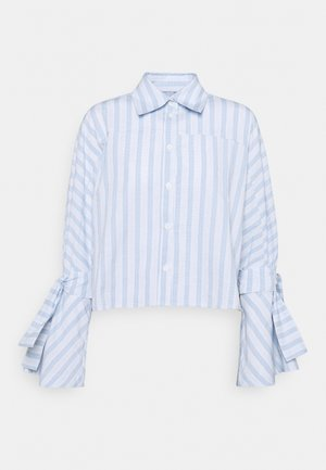FLAME - Button-down blouse - light blue