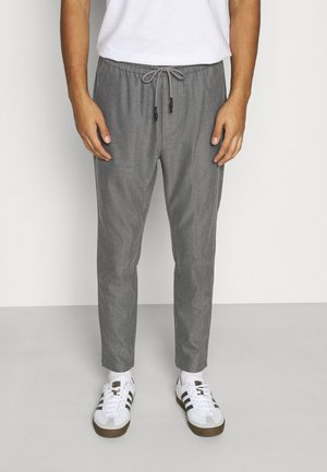 ONSLINUS  - Trousers - light grey melange