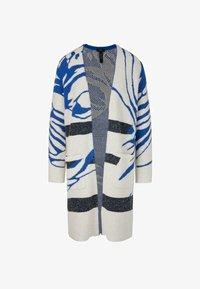 Marc Cain - Classic coat - atlantic blue - 5