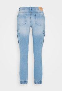 ONLY - ONLMISSOURI LIFE - Straight leg jeans - light blue denim - 6
