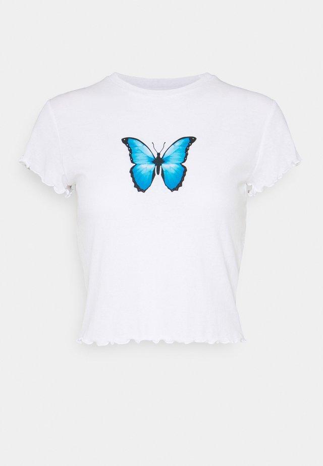 SENA  - T-shirts med print - white