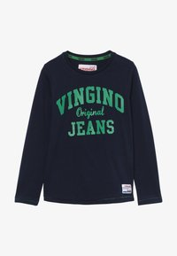 Vingino - JERIAH - Long sleeved top - dark blue - 2