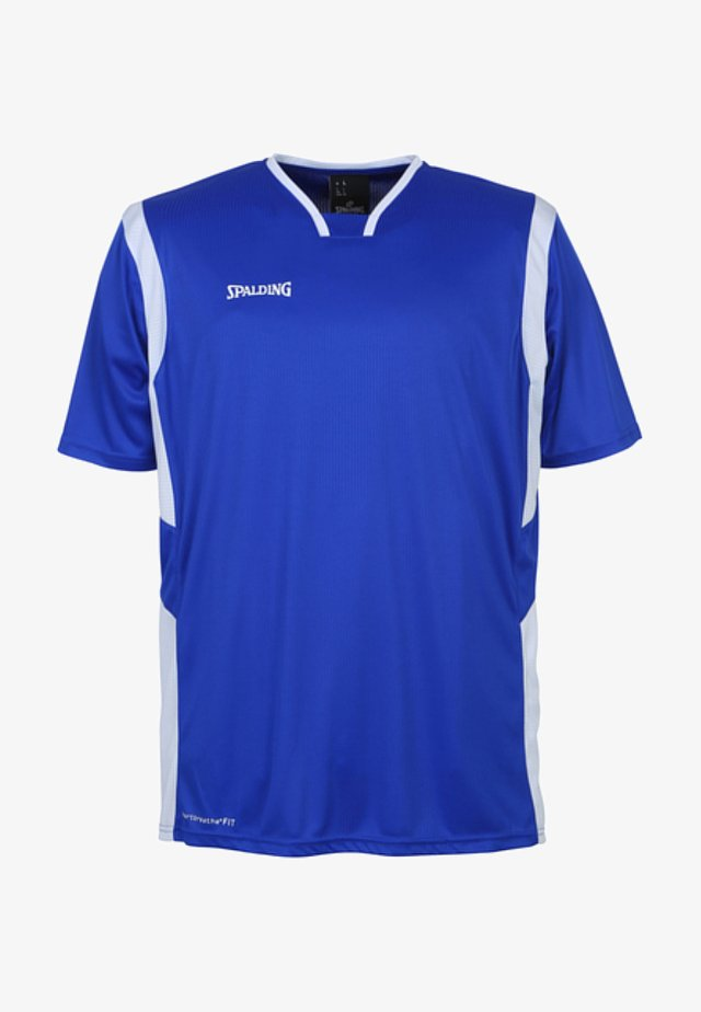 ALL STAR SHOOTING - Sports shirt - royal / weiß