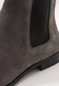 Walk London - ALFIE CHELSEA BOOT - Stivaletti - tanned grey - 5