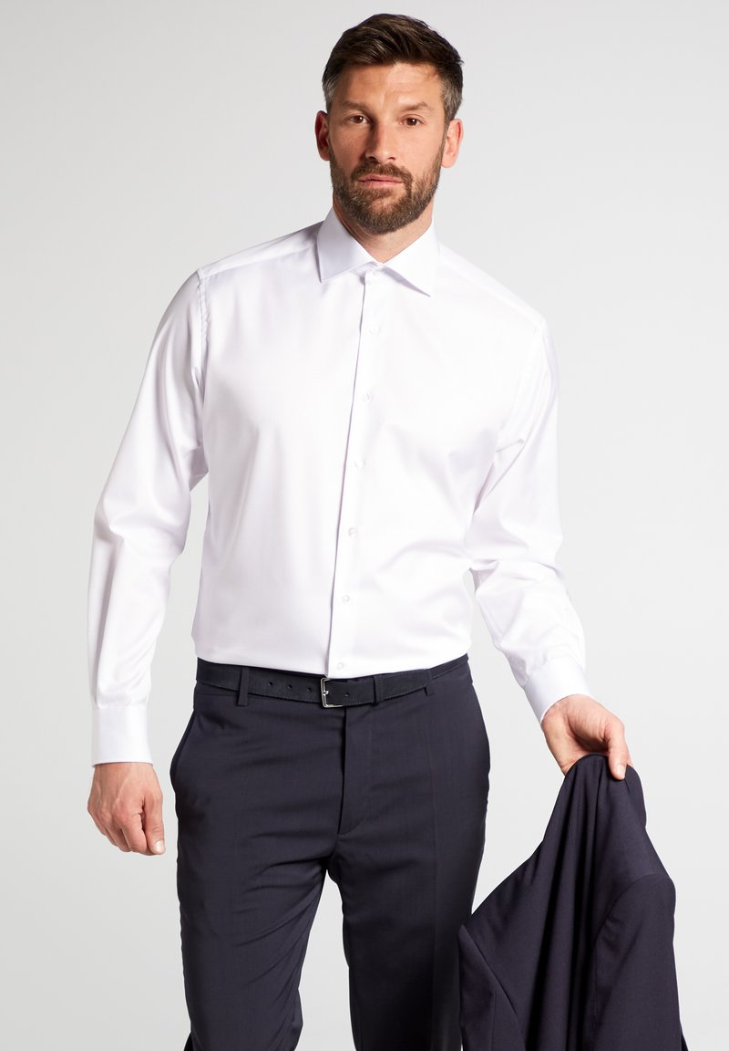 Eterna - MODERN FIT - Formal shirt - white