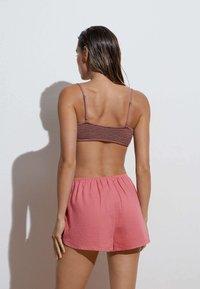 OYSHO - Shorts - pink - 1