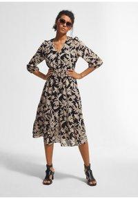 comma - Day dress - schwarz - 0