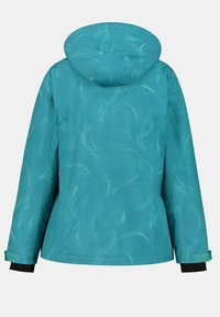 Ulla Popken - Outdoor jacket - turquoise - 2