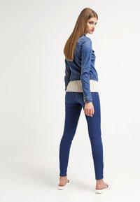 ONLY - ONLNEW WESTA - Denim jacket - medium blue denim - 2