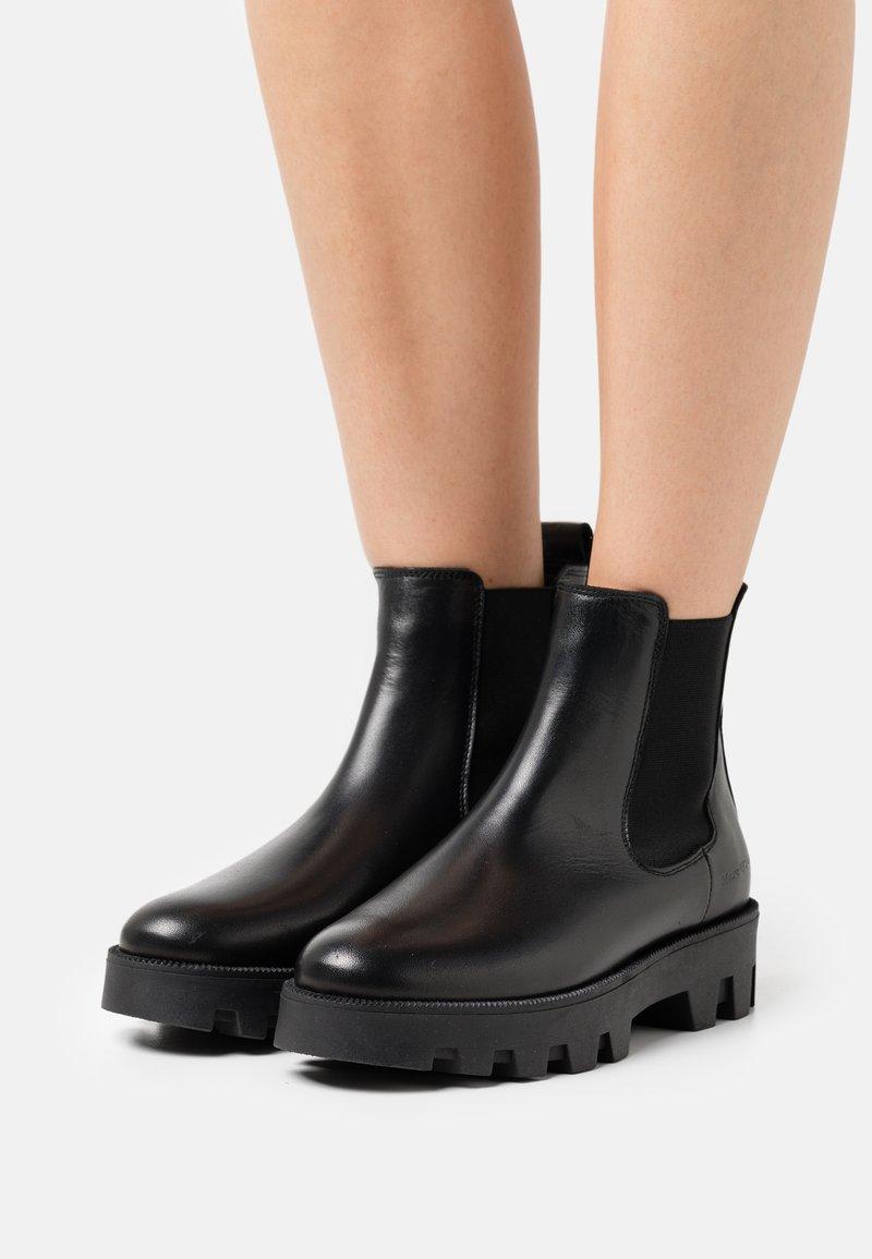 Marc O'Polo - PILAR  - Ankle boots - black