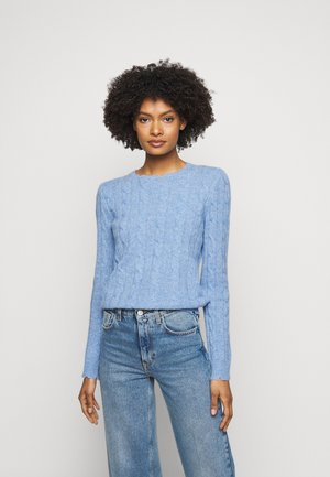 Sweter - blue