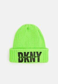 DKNY - PULL ON HAT UNISEX - Čepice - fluo green - 0