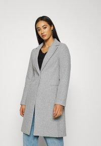 New Look - PIPPA COAT - Zimní kabát - light grey - 0