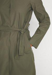 Vero Moda - VMSHADYSOFIA  - Waterproof jacket - bungee - 5