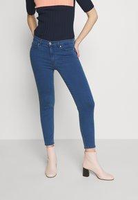 HUGO - CHARLIE CROPPED - Jeans Skinny Fit - light/pastel blue - 0