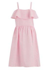 DeFacto - Shirt dress - pink - 1