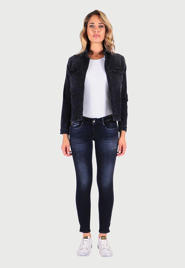 Slim fit jeans - black / blue