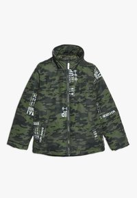 Name it - NKMMAX JACKET CAMO TEXT - Winter jacket - winter moss - 2