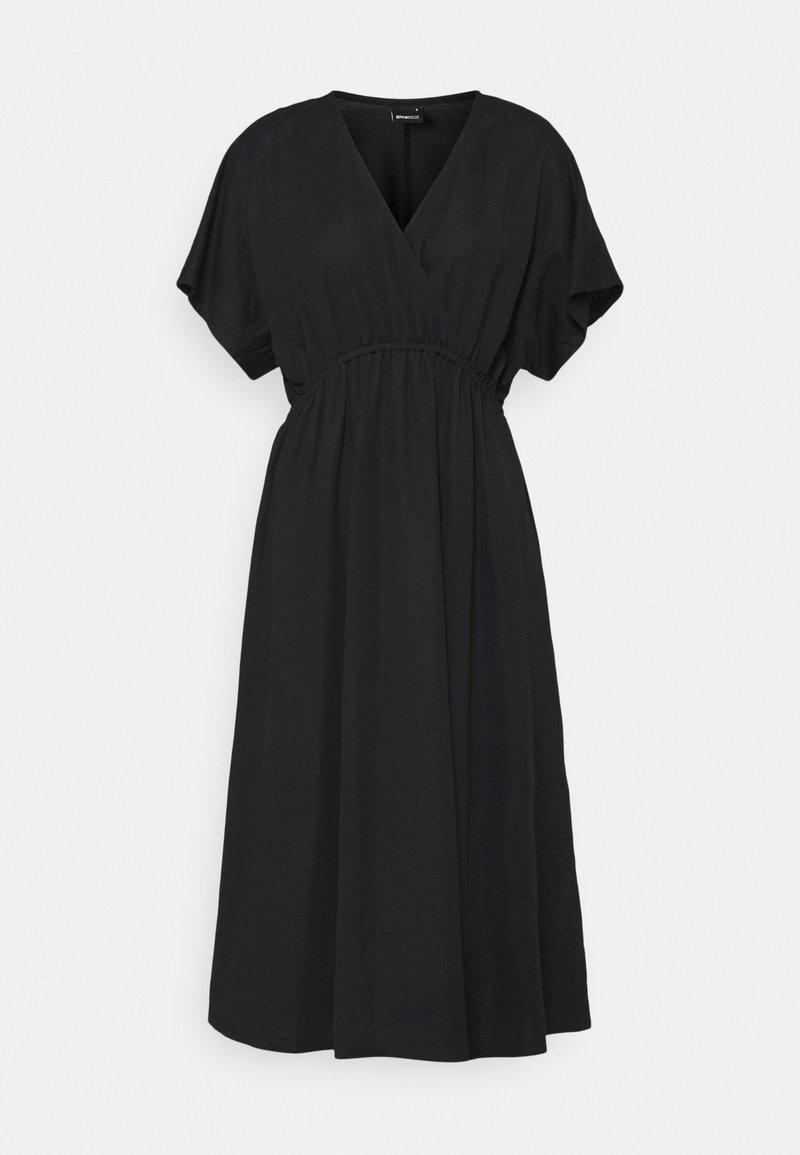 Gina Tricot - MADISON DRESS - Maxi dress - black
