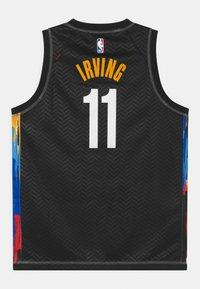 Nike Performance - NBA CITY EDITION BROOKLYN NETS KYRIE IRING UNISEX - Club wear - black - 1