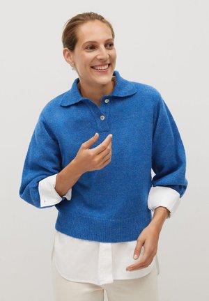 DANI-I - Poloshirt - blue