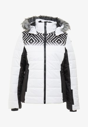 VIGEVANO - Ski jacket - optic white