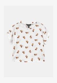 New Look 915 Generation - HOTDOG CONVERSATIONAL - T-shirt print - white - 0