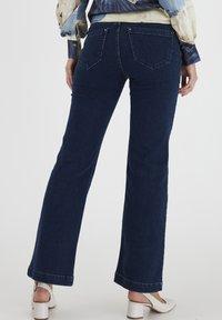 Dranella - DRLARRIET 3 TALIA  - Slim fit jeans - mid neptune blue - 2