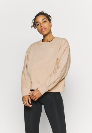 Sweatshirt - soft powder
