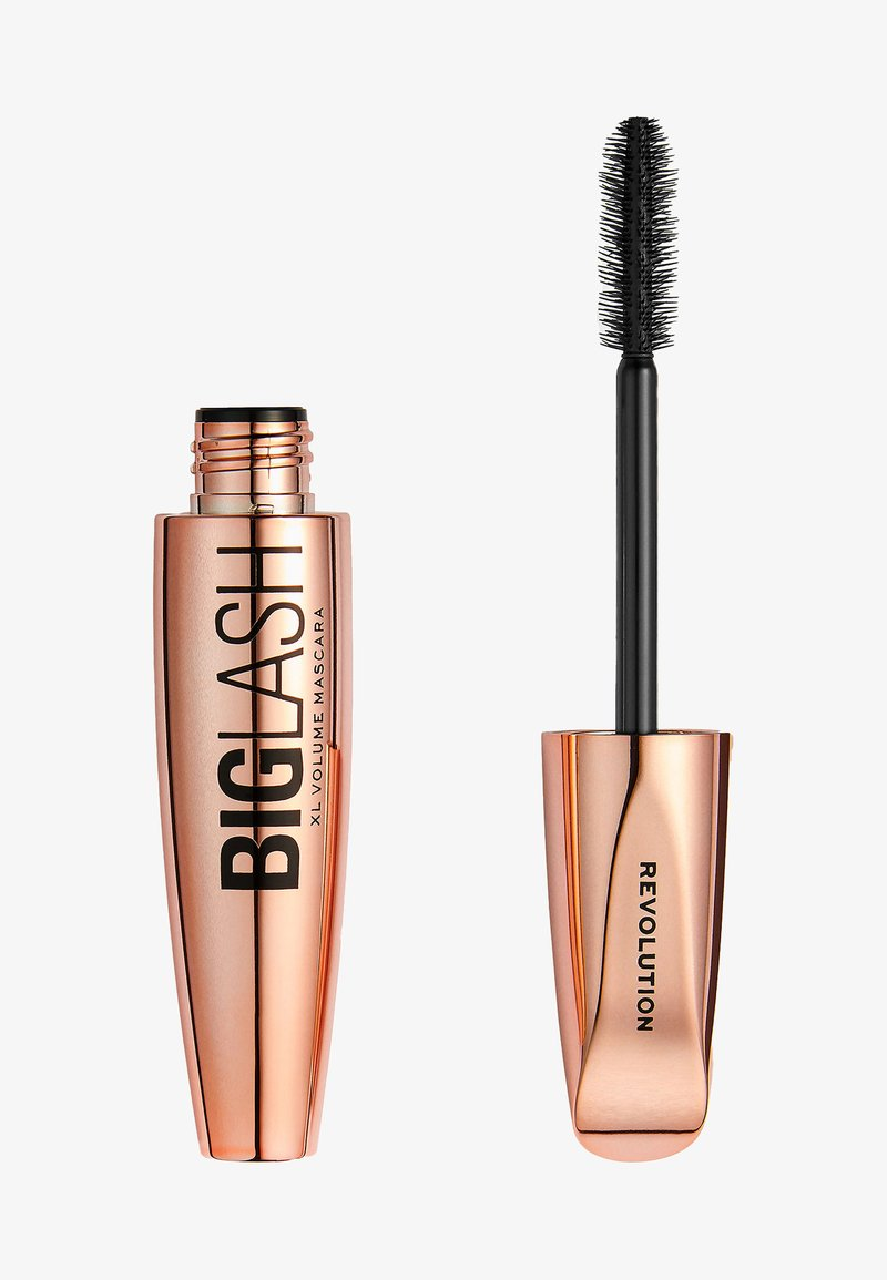 Make up Revolution - REVOLUTION BIG LASH VOLUME MASCARA - Mascara - black