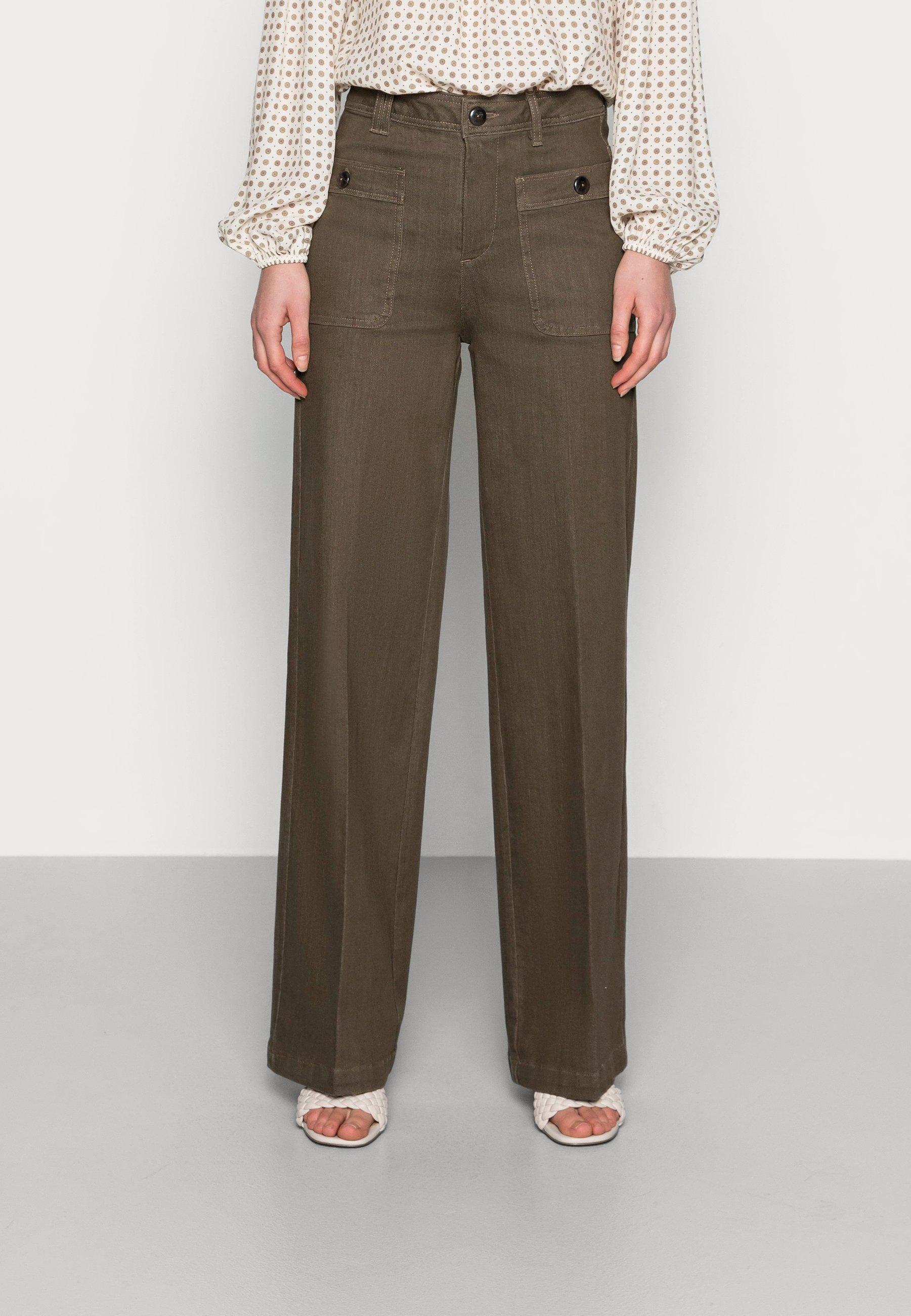 Women COLETTE BALANCE PANT - Straight leg jeans