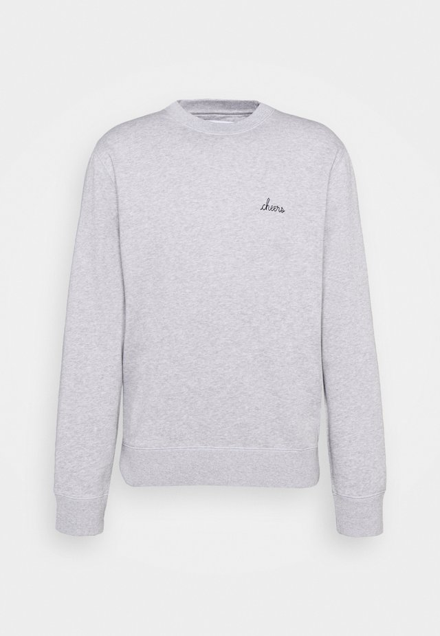 CHEERS - Sweatshirt - light heather grey