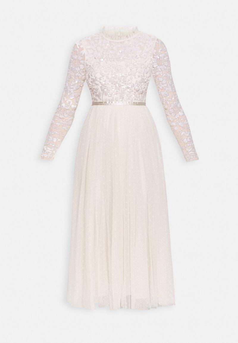 Needle & Thread - TEMPEST BALLERINA DRESS - Koktejlové šaty/ šaty na párty - champagne/pink