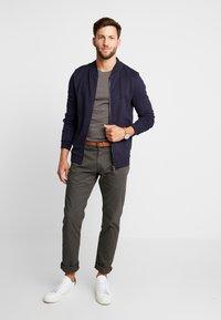 edc by Esprit - Zip-up hoodie - navy - 1