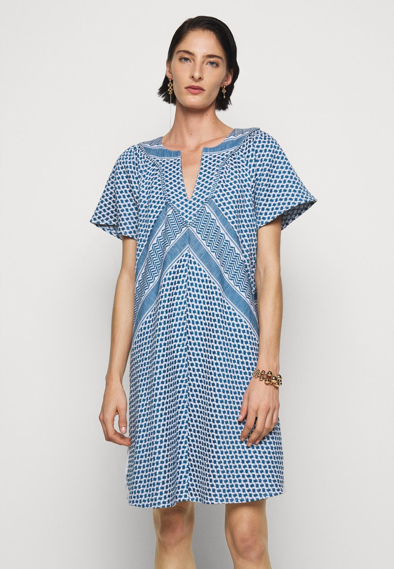 CECILIE copenhagen - ANNABELLA - Day dress - wave