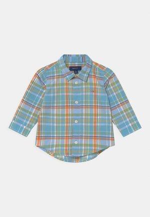 MADRAS - Shirt - clear blue
